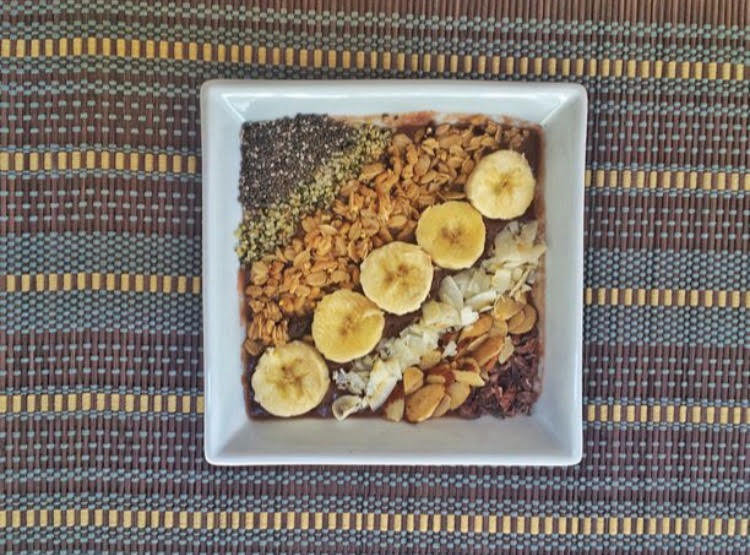 Superfood Packed Acai Bowl